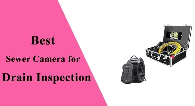 best pipe inspection camera